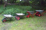 Тачка садово-строительная Skiper Expert  2 колеса. Кредит.