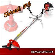 SHTENLI MS 1100 бензокоса (триммер,  кусторез,  мотокоса) мощность 1, 1 к